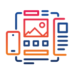 Responsive Email Design Icon